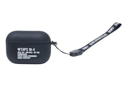 Wtaps 10-4 Pro Air Pods Case TPU Blackの写真