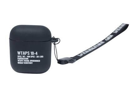 Wtaps 10-4 Air Pods Case TPU Blackの写真