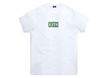 Kith Billiards Classic Logo Tee Whiteの写真