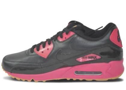 Nike Air Max 90 Black/Black-Cerise Womensの写真