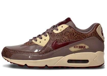 Nike Air Max 90 Premium Orewood Brown/Red Earth-Brown Womensの写真