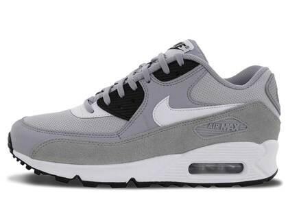 Nike Air Max 90 Wolf Grey White Womensの写真