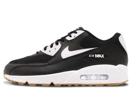 Nike Air Max 90 Black White Gum Womensの写真