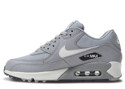 Nike Air Max 90 Wolf Grey Summit White Womensの写真