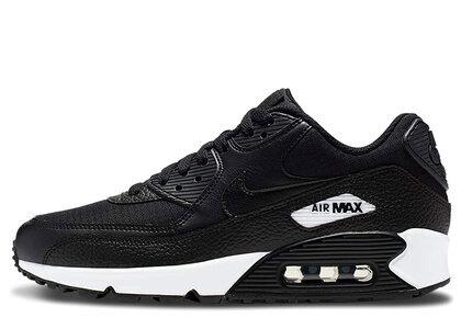 Nike Air Max 90 Black White Black Womensの写真