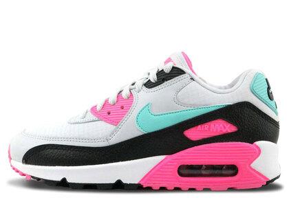 Nike Air Max 90 South Beach Pink Teal Womensの写真