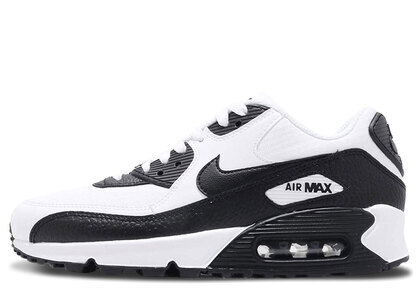 Nike Air Max 90 White Black (2019) Womensの写真