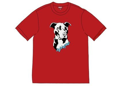 Supreme Pitbull Tee Redの写真