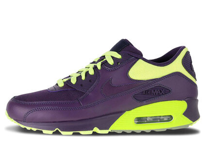 Nike Air Max 90 Abyss/Abyss-Volt Womensの写真
