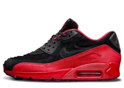 Nike Air Max 90 Jessie J Red Rose Womensの写真