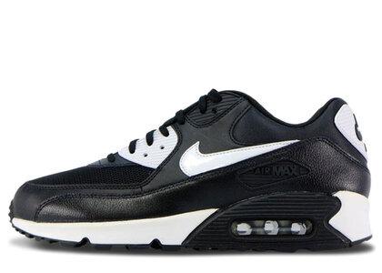 Nike Air Max 90 Essential Black White Womensの写真