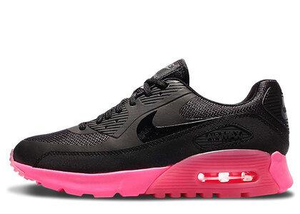 Nike Air Max 90 Ultra Black Digital Pink Womensの写真