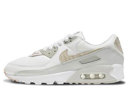 Nike Air Max 90 SE White Safari Womensの写真