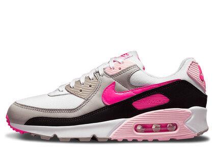Nike Air Max 90 Rose Hot Pink Womensの写真