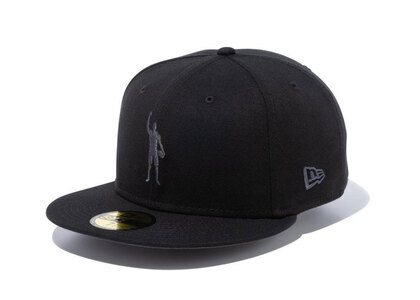 New Era 59FIFTY COMPOUND Play for Change NBA Brooklyn Nets Gray Under Visorの写真