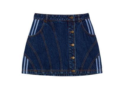 adidas Ivy Park Denim Skirt Dark Denimの写真