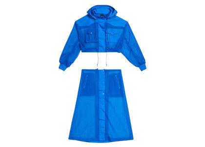 adidas Ivy Park Cover Up Jacket Blueの写真