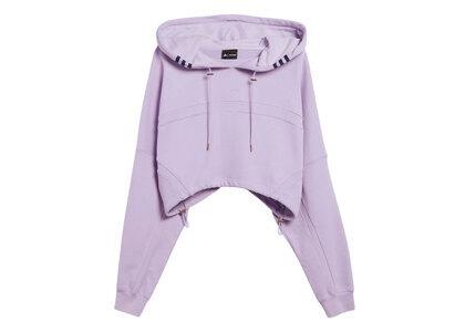 adidas Ivy Park Hood Shrug Purpleの写真