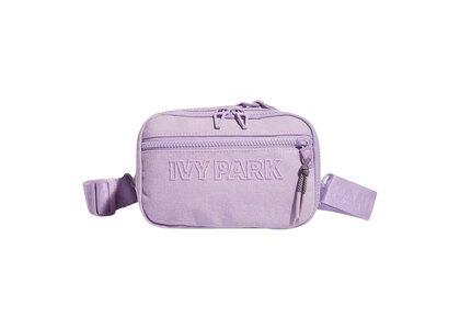 adidas Ivy Park Cross Body Bag Purpleの写真