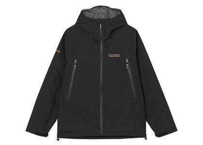 Stussy × GORE-TEX Jacket Blackの写真
