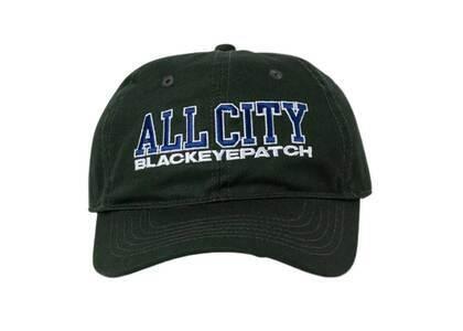 The Black Eye Patch All City Cap Green (FW21)の写真