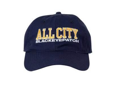 The Black Eye Patch All City Cap Navy (FW21)の写真