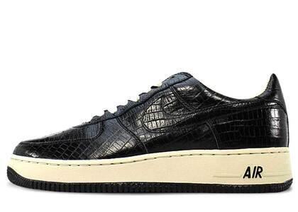 Nike Air Force 1 Low HTM 2 Black Crocの写真
