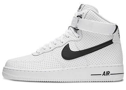Nike Air Force 1 High Perf White Blackの写真