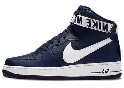 Nike Air Force 1 High NBA Midnight Navyの写真