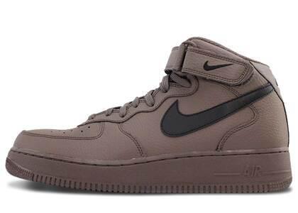 Nike Air Force 1 Mid Ridgerock Blackの写真