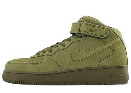 Nike Air Force 1 Mid Legion Greenの写真