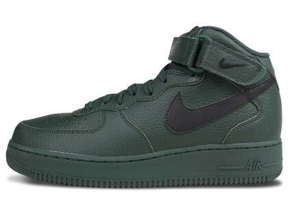 Nike Air Force 1 Mid Grove Green Blackの写真