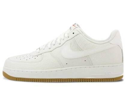 Nike Air Force 1 Low Croc Gum Whiteの写真