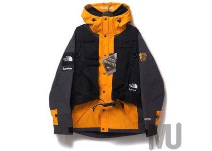 Supreme The North Face RTG Jacket + Vest Goldの写真