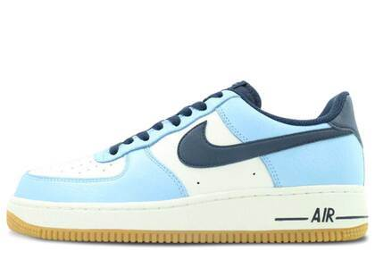 Nike Air Force 1 Low Blue Cap Obsidian Gumの写真