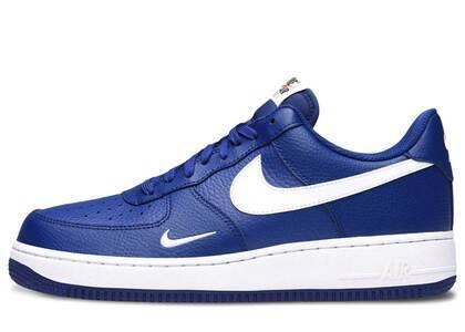 Nike Air Force 1 Low Mini Swoosh Deep Royal Blueの写真