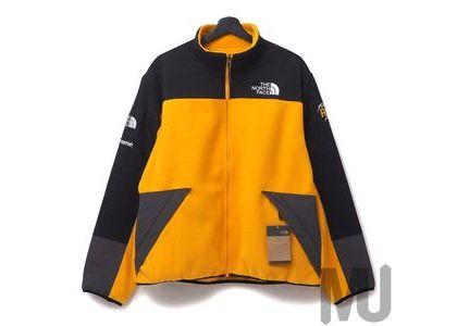 Supreme The North Face RTG Fleece Jacket Goldの写真