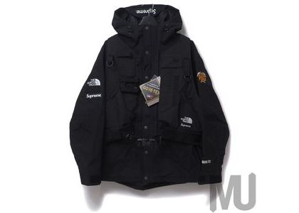 Supreme The North Face RTG Jacket + Vest Blackの写真