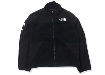 Supreme The North Face RTG Fleece Jacket Blackの写真