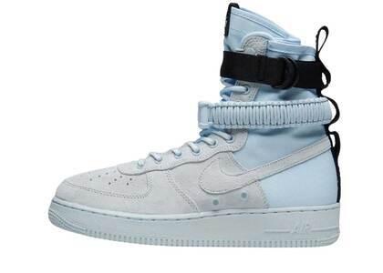 Nike SF Air Force 1 High Blue Tintの写真