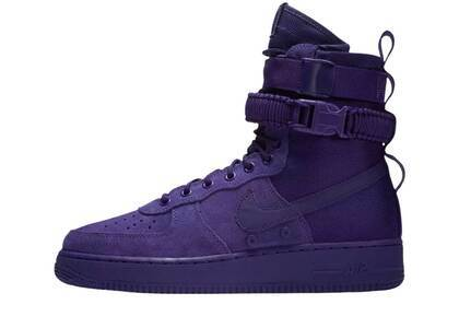 Nike SF Air Force 1 High Court Purpleの写真