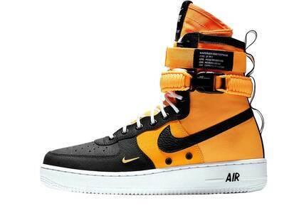 Nike SF Air Force 1 High Laser Orangeの写真
