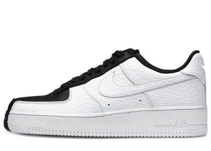 Nike Air Force 1 Low Split White Blackの写真