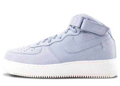 Nike Air Force 1 Mid Blue Greyの写真