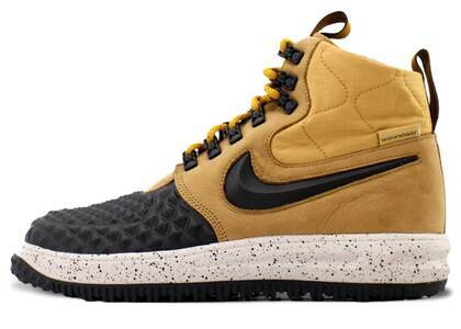 Nike Lunar Force 1 Duckboot Metallic Goldの写真