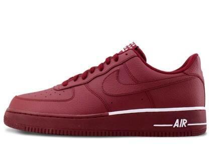 Nike Air Force 1 Low Team Redの写真