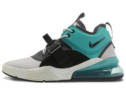 Nike Air Force 270 Black Hyper Jadeの写真