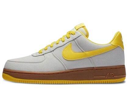 Nike Air Force 1 Low TXT Light Bone Tour Yellowの写真