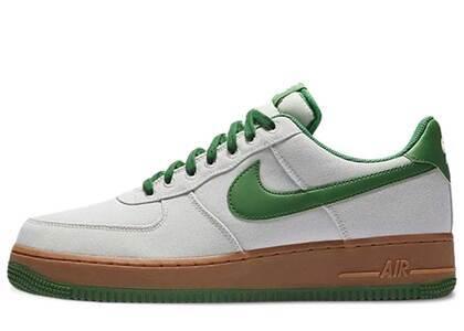 Nike Air Force 1 Low Light Bone Aloe Verdeの写真