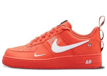 Nike Air Force 1 Low Utility Team Orangeの写真